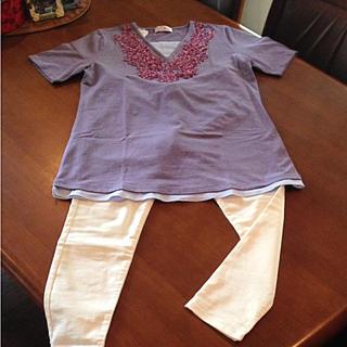 アーモワールカプリス(armoire caprice)の❤️ セレクトショップで購入 カットソー タグ付き新品❤️(Tシャツ(半袖/袖なし))