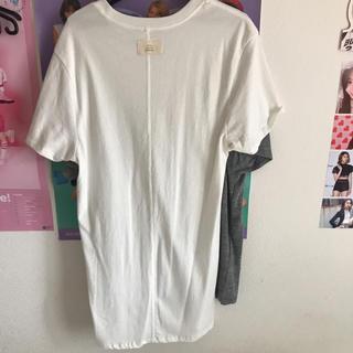 フィアオブゴッド(FEAR OF GOD)のFOG white basic tee(Tシャツ(半袖/袖なし))