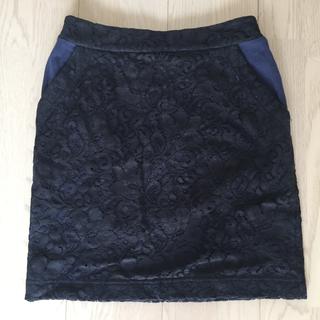 アメリカンラグシー(AMERICAN RAG CIE)のアメリカンラグシー  レーススカート(ひざ丈スカート)