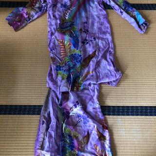 バティックのドレス(その他)