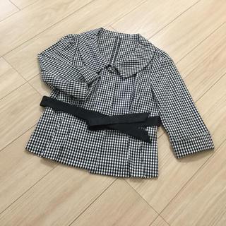 ヴァンドゥーオクトーブル(22 OCTOBRE)のBRIGITTE ベルト付きジャケット(その他)