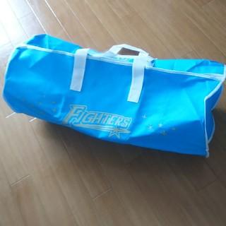 ホッカイドウニホンハムファイターズ(北海道日本ハムファイターズ)のファイターズ☆ドラム型バッグ(ドラムバッグ)