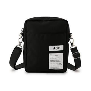 サンダイメジェイソウルブラザーズ(三代目 J Soul Brothers)のJSB Logo shoulder Bag  完売品(ショルダーバッグ)