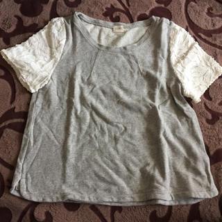 ティアンエクート(TIENS ecoute)のTIENS ecoute トップス(Tシャツ(半袖/袖なし))