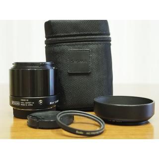 シグマ(SIGMA)のSIGMA 60mmF2.8DN(Mフォーサーズ用・オリンパス・パナソニック)(レンズ(単焦点))
