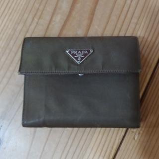 プラダ(PRADA)の値下げしました❗PRADA財布(三つ折り)(財布)