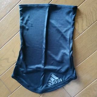 アディダス(adidas)のアディダス UVネックカバー 黒色(その他)