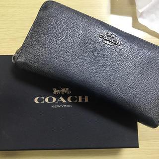 コーチ(COACH)のCoach 長財布 箱付き(財布)