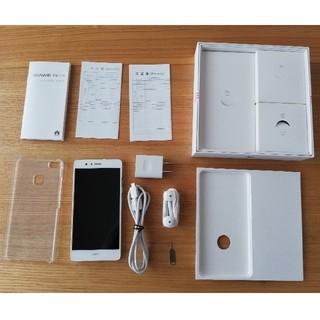 アンドロイド(ANDROID)のHUAWEI P9 lite White 16 GB SIMフリー(スマートフォン本体)
