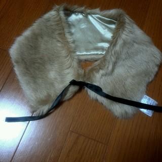 セシルマクビー(CECIL McBEE)のティペットニットスカート3点セット♡(つけ襟)