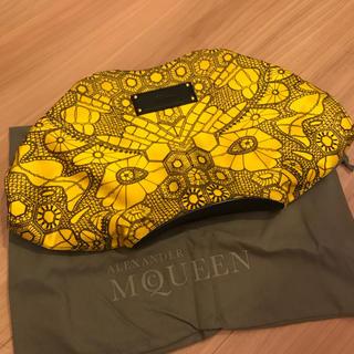 アレキサンダーマックイーン(Alexander McQueen)の定価約7.5万円 クラッチバッグ mame sacai ジバンシー サンローラン(クラッチバッグ)