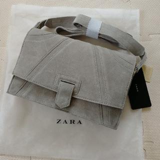 ザラ(ZARA)の専用です★新品未使用★ZARAレザーバッグ(ショルダーバッグ)