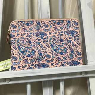 アツロウタヤマ(ATSURO TAYAMA)のタヤマアツロウ  ポーチ ペイズリー 美しい 色合い 新品 タグ付き(ポーチ)