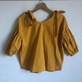 クチュールブローチ(Couture Brooch)のブラウス クチュールブローチ(シャツ/ブラウス(半袖/袖なし))