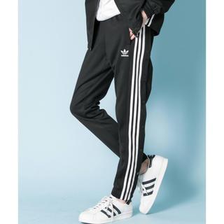 アディダス(adidas)のadidas スナップ トラックパンツ mサイズ (その他)