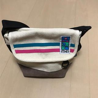 【レアデザイン】MEI (メイ) メッセンジャーバッグ (ショルダーバッグ)(メッセンジャーバッグ)