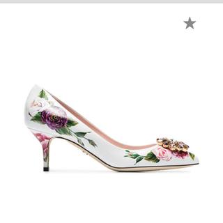 ドルチェアンドガッバーナ(DOLCE&GABBANA)の期間限定お値下げ!!Dolce & Gabbana 新シリーズ パンプス(ハイヒール/パンプス)