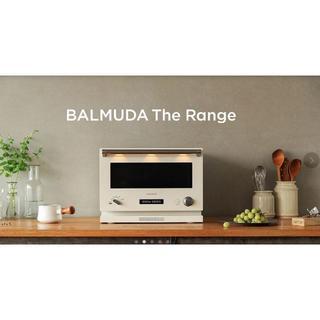 BALMUDA - バルミューダ ザ レンジ BALMUDA The Range ホワイト