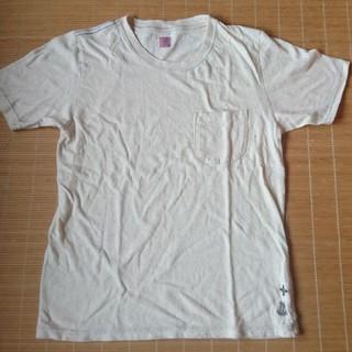 ウエアハウス(WAREHOUSE)の【新品未使用】two moon ポケットTシャツ(Tシャツ/カットソー(半袖/袖なし))