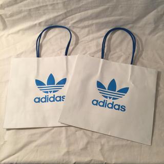 アディダス(adidas)の新品 アディダス ショップ袋 ショッパー 袋(ショップ袋)
