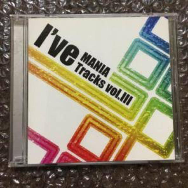 i ve mania tracks vol iiiの通販 by natu s shop ラクマ