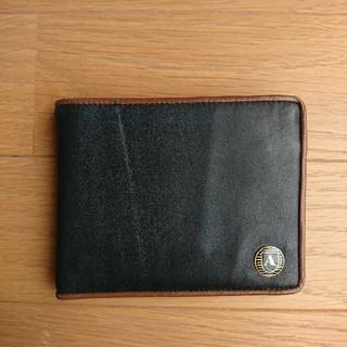 Aquascutum アクアスキュータム 二つ折り財布 財布 袋付き