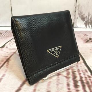 プラダ(PRADA)のPRADA プラダ 三つ折り財布(財布)