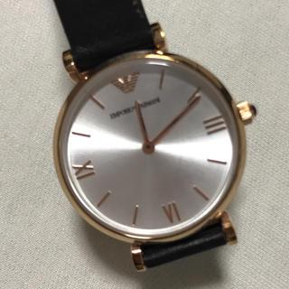 b7a4c50eff エンポリオアルマーニ(Emporio Armani)の訳あり EMPORIO ARMANI レディースウォッチ アナログ(腕時計