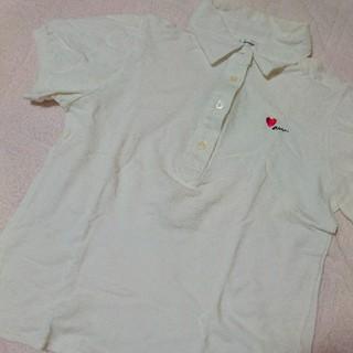アーヴェヴェ(a.v.v)のポロシャツ(ポロシャツ)