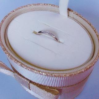 ヨンドシー(4℃)の4℃ リング ホワイトゴールド k10(リング(指輪))