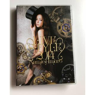 安室奈美恵DVD2014(ミュージック)