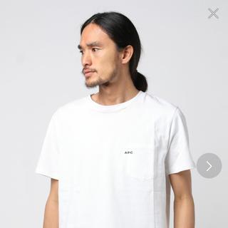 アーペーセー(A.P.C)のA.P.C. 刺繍ロゴT サイズS(Tシャツ/カットソー(半袖/袖なし))