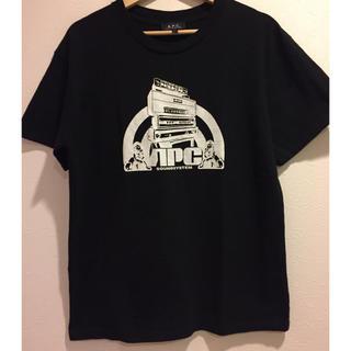 アーペーセー(A.P.C)のA.P.C. フランス製 ロゴTシャツ(Tシャツ/カットソー(半袖/袖なし))