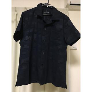 カスタムカルチャー(CUSTOM CULTURE)のcustom culture 美品 半袖 シャツ 迷彩柄(シャツ)