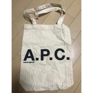 アーペーセー(A.P.C)のAPC ノベルティトートバッグ(トートバッグ)