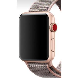 アップルウォッチ(Apple Watch)の【新品未開封】Apple Watch 3 GPS+Cellular 42mm(その他)