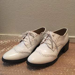 レプシィムローリーズファーム(LEPSIM LOWRYS FARM)のLEPSIM 靴 レインシューズ オックスフォード(ローファー/革靴)