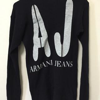アルマーニジーンズ(ARMANI JEANS)のアルマーニジーンズのニット(ニット/セーター)