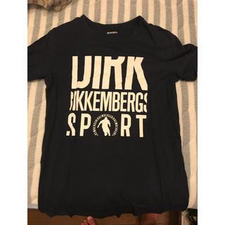 ダークビッケンバーグ(DIRK BIKKEMBERGS)のDirk Bikkembergs sport サイズ S (Tシャツ/カットソー(半袖/袖なし))
