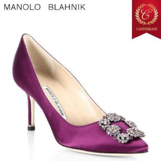 マノロブラニク(MANOLO BLAHNIK)のMANOLO BLAHNIK(ハイヒール/パンプス)
