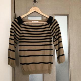クチュールブローチ(Couture Brooch)のクチュールブローチ♡ニット(カットソー(長袖/七分))