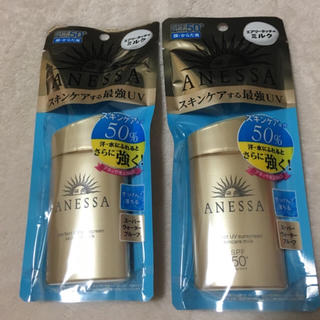 アネッサ(ANESSA)の2018☆ANESSA パーフェクトUV スキンケアミルク(日焼け止め/サンオイル)