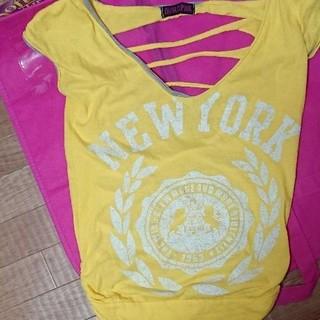 アビラピンク(AVIRA PINK)のアビラピンクカットソー 完売品 レア品(Tシャツ(半袖/袖なし))