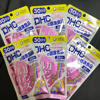 ディーエイチシー(DHC)の新品未使用未開封 DHCブルガリアンローズ30日分 6袋(口臭防止/エチケット用品)