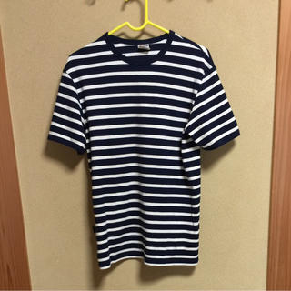 アヴィレックス(AVIREX)のAVIREX メンズ ボーダーTシャツ(Tシャツ/カットソー(半袖/袖なし))