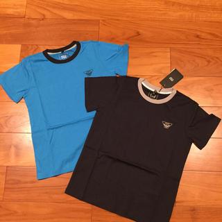 アルマーニ ジュニア(ARMANI JUNIOR)のアルマーニジュニア Tシャツ 新作 8a 7a 130 ① 2枚セット(Tシャツ/カットソー)