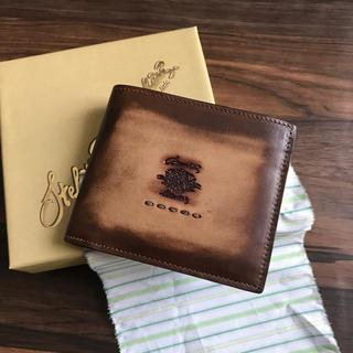 ステファノブランキーニ(STEFANO BRANCHINI)のステファノブランキーニ 財布 小銭入れ付き(折り財布)