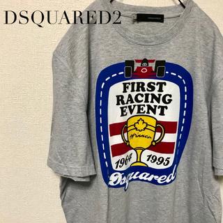 ディースクエアード(DSQUARED2)のDsquared First Racing Event T-Shirt L(Tシャツ/カットソー(半袖/袖なし))
