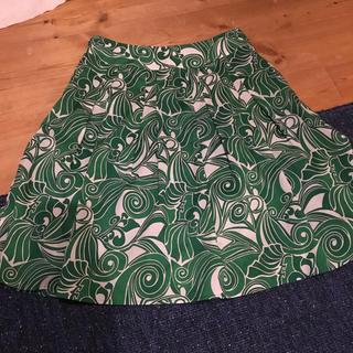 アンナルナ(ANNA LUNA)のスカート 美品(ひざ丈スカート)