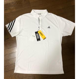 アディダス(adidas)の新品adidas ゴルフポロシャツ 大きいサイズ(ウエア)